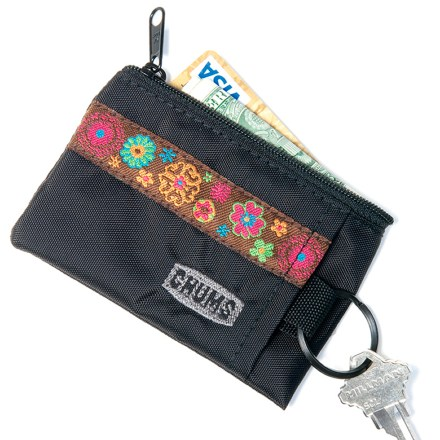 Entertainment The Chums Marsupial Keychain wallet is a model of efficiency and simplicity. It holds your keys, cash, credit cards and ID in a small, convenient package. - $5.93