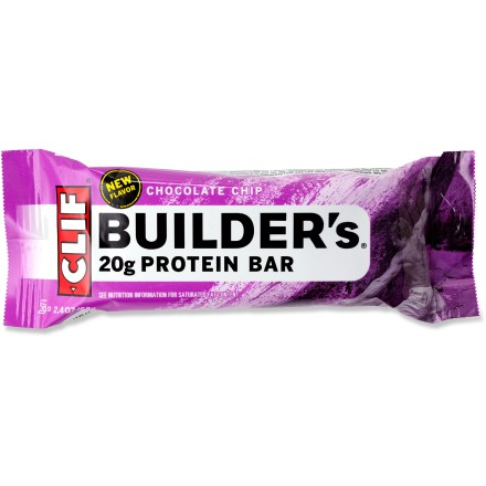 Camp and Hike Speed your recovery so you can tackle the next day head on! These bars are packed with protein and carbs for continual energy and muscular rebound. - $2.25