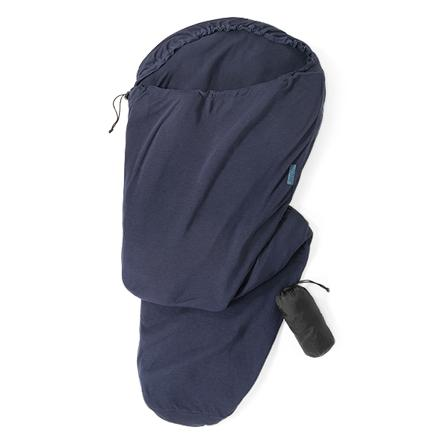 Camp and Hike Add comfort to your mummy bag with this breathable, moisture-wicking CoolMaxA(R) liner. - $45.95