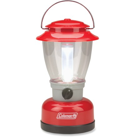 Camp and Hike Light up your campsite with the warm glow of the Coleman CPX(TM) 6 Classic Family lantern. - $27.93