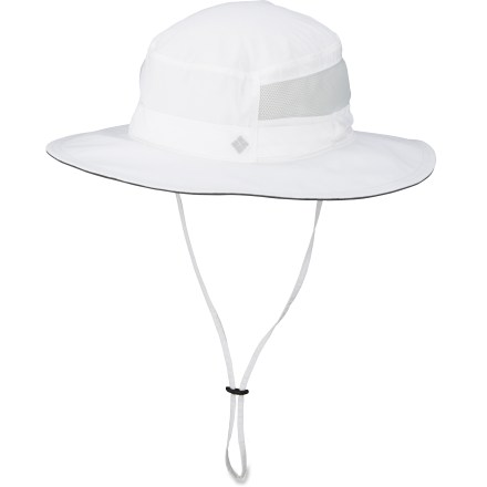 Be sure to bring the Columbia Bora Bora(TM) Booney II hat along when you head out in sunny climates. The wide brim and UPF fabric protect you from the sun. - $30.00
