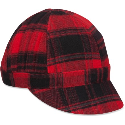Entertainment Perfect for cool weather, the women's City Blinge(TM) hat from Columbia offers a fun plaid design and repels moisture. The Columbia City Blinge hat features an elastic adjustment and a short, stylish visor to protect eyes from light precipitation. - $6.83