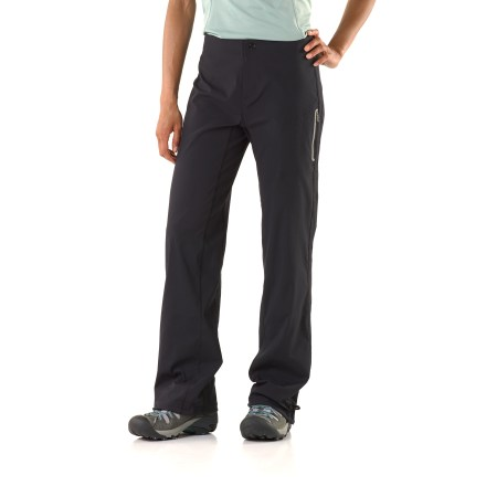 Camp and Hike The hunt for the perfect pants can be an endless search, but when you find them, it's priceless. The Columbia Just Right pants have a beautifully balanced fit and a sleek, flattering shape - $60.00