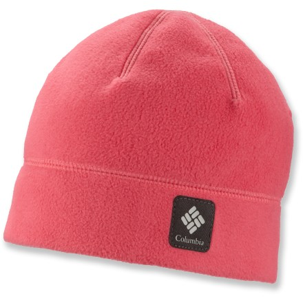 Entertainment The girls' Columbia Thermarator beanie helps keep young heads warm, from the ski slopes to the lodge to the playground. Omni-Heat(R) thermal reflective fleece provides excellent warmth and durability. - $13.93