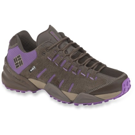 Fitness If you want to be the Master of Faster, these multisport shoes from Columbia offer you all the trekking performance you need to own the trails. - $53.73