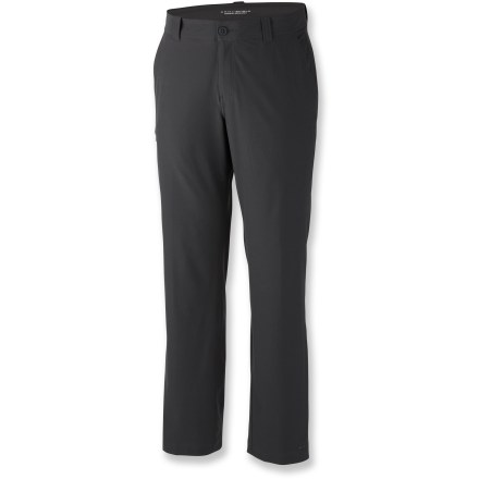 Camp and Hike Book a flight, grab your passport and head out on an international adventure in comfort with the travel-savvy Columbia Global AdventureTM pants. - $28.83