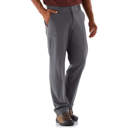Camp and Hike Book a flight, grab your passport and set out on an international adventure in comfort with the travel-savvy Columbia Global AdventureTM pants. - $28.83