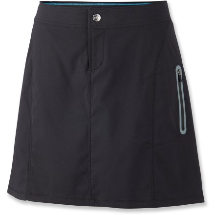 The Columbia Just Right(TM) skort brings the best of both worlds to your closet with a flattering, mid-length skirt and functional interior shorts that feel just about perfect for any activity. - $37.93
