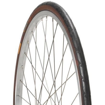Fitness The Ultra Gatorskin tire is durable and rugged and is great for both commuting and touring with weight. - $24.93