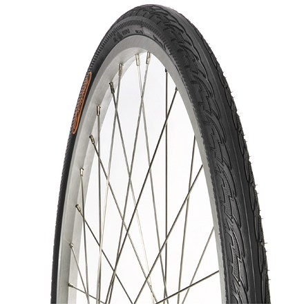 Fitness A safe and comfortable bike ride through the city--that's what you can expect with a City Ride tire. - $14.93