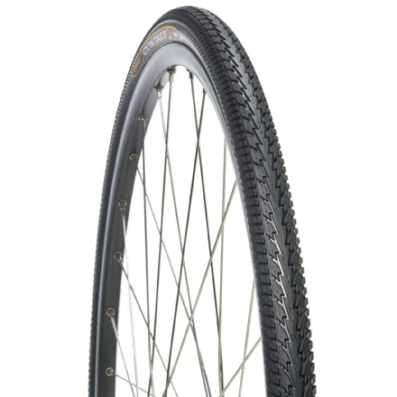 Fitness The Continental Contact tire is a wonderful choice for all-around touring or commuting on city streets. - $23.93