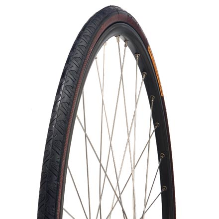 Fitness The Grand Prix 4-season tire is a top-level racing clincher for wet and winter conditions. - $79.95