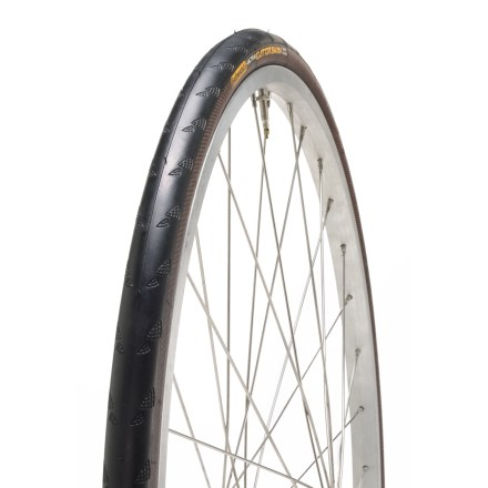 Fitness The Continental Ultra Gatorskin tire is a real long-distance runner. Use it on the way to work, as well as training for and riding in road races. - $50.00