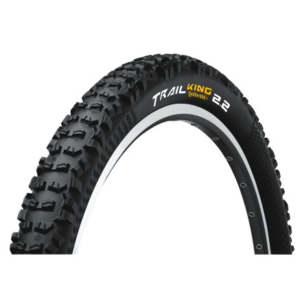 MTB The Trail King tire from Continental is a cunning master on wild trails, killer loops, mountain crossings-anywhere and as long as the party lasts! - $30.00