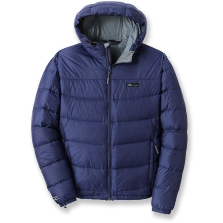 For cold days out in the elements, the men's Cordillera Sierra Crest down jacket keeps you snuggled up and toasty. - $159.73