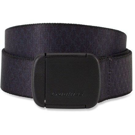 The Croakies Scales Artisan belt adds some class to your casual style. - $24.00