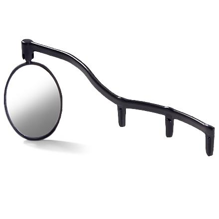 Fitness No need to turn around to see what's behind you with this sunglass-mounting cycling mirror. - $8.93