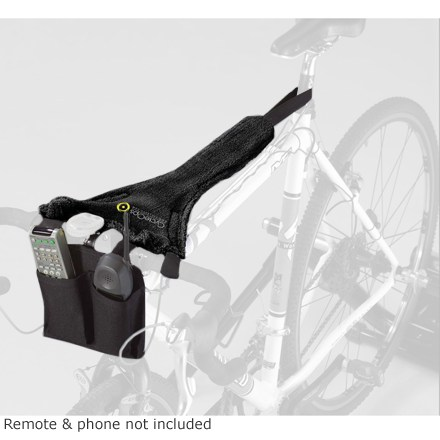 Fitness CycleOps(R) Sweat Guard protects your bicycle's finish from corrosive sweat. - $22.50