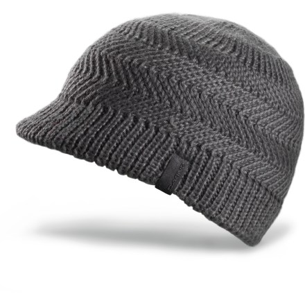 Snowboard Slip the DAKINE Kinked visor beanie onto your noggin. You'll love how it looks and feels. - $5.83