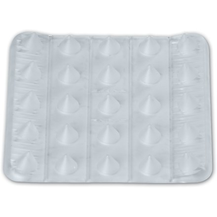 Snowboard The DAKINE Spike stomp pad offers a wide surface to scrape or plant your boots. - $5.93