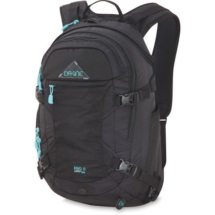 Snowboard The fully featured DAKINE Pro II 26L snow pack for women is built to perform on adventures of every caliber-backcountry excursions, day treks, technical hikes and anything else you can dream up. - $77.83