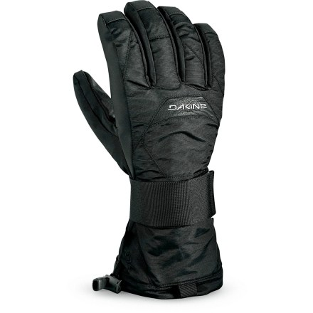 Ski The Nova Wrist Guard Jr. gloves from DAKINE offer a dry, protective sanctuary for kids' hands. Internal supports help protect hands and wrists during falls. - $29.93