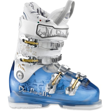 Ski As you shred down the mountain and lay into turn after turn, the women's Dalbello Mantis 10 ski boots bring confidence-inspiring support to your feet. - $179.83