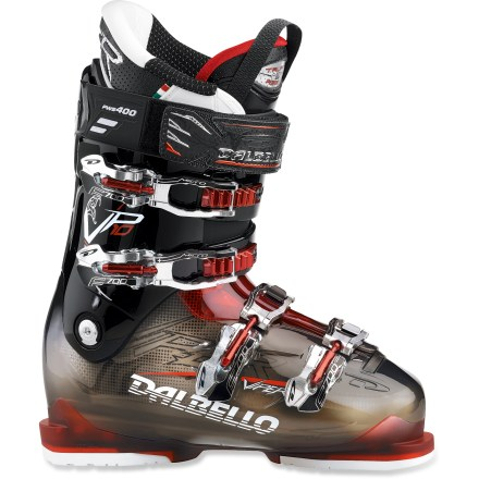 Ski Perfect for any day on the mountain, the Dalbello Viper 10 ski boots bring confidence-inspiring support to your feet. - $179.83