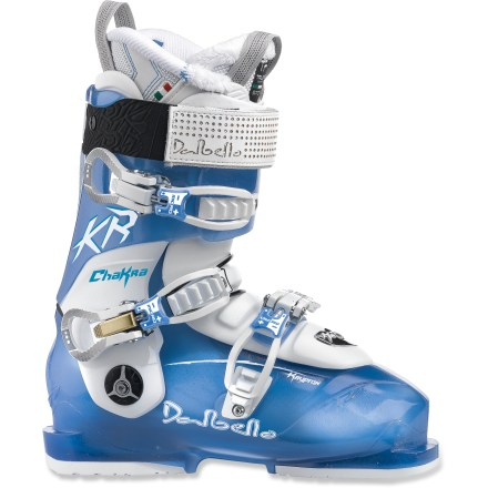 Ski The Dalbello KR Two Chakra ski boots are masters of difficult skiing in any type of snow. - $199.83