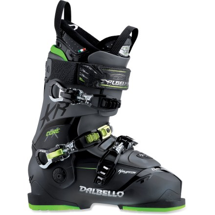 Ski Responsive and smooth, the Dalbello KR Two Core ski boots offer the precision to romp down the mountain with ease. - $199.83