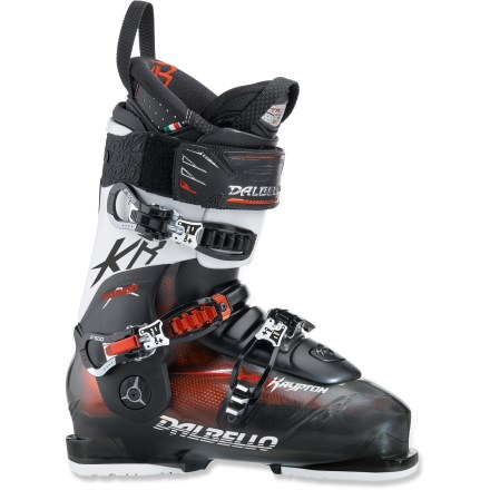 Ski The Dalbello KR Two Fusion ski boots offer advanced freeriders a sensitive fit and responsive power. - $219.83