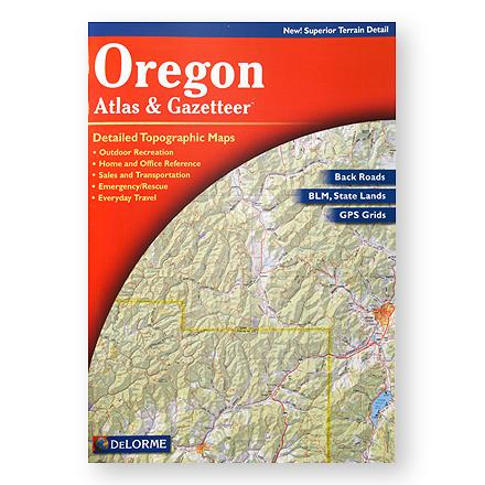 Camp and Hike Topographic maps for the entire state in book form, with unequaled backroad detail! - $4.83