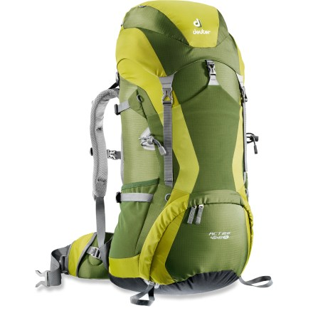 Camp and Hike Tackle long weekend treks with confidence, knowing this airflow-friendly, Slimline suspension adjusts for maximum fit and comfort, even on gear-heavy, long-mileage missions. - $88.93