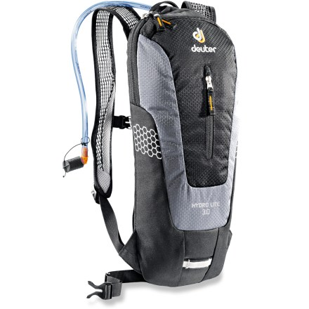 MTB When water is all you need, look no further than the Deuter Hydro Lite 3.0 hydration pack for your extended casual rides of 2+ hours. - $58.93