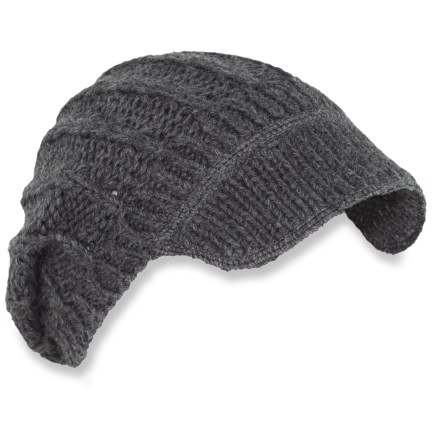 Entertainment With it's short visor and attractive knit, the Dohm Jewel hat will liven up your winter look. - $7.83
