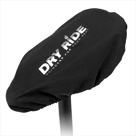 Fitness This Dry Ride seat cover helps keep your bicycle seat covered and protected from the elements when you're not riding - $11.93