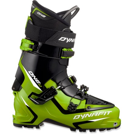 Ski The lightweight Dynafit One U-TF randonee boots balance a progressive flex with great walkability so you can ski those steep backcountry lines you've always dreamed about. - $219.93