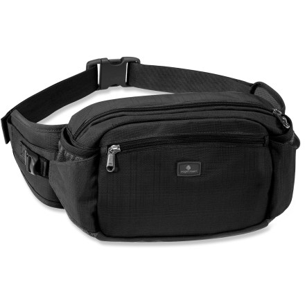 Entertainment Eagle Creek Tailfeather medium waistpack is a hands-free alternative for toting a day's essentials around town or overseas. - $38.00
