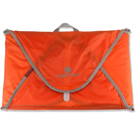Entertainment The Eagle Creek Pack-It(TM) Specter Folder 18 offers a lightweight way to keep clothing and accessories organized when traveling-it's extremely light, translucent and water resistant. - $34.95