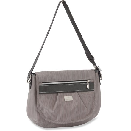 Entertainment The Eagle Creek Sophia Shoulder bag offers smart organization and cute styling. - $34.93