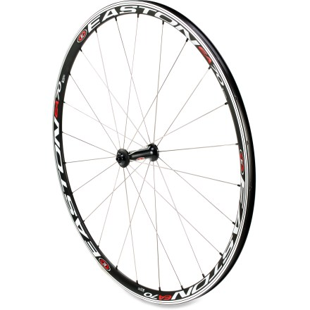Fitness This Easton EA70 front wheel offers hand-built quality and performance for dependable all-around road use, whether training, commuting or riding long weekend club rides. - $102.83
