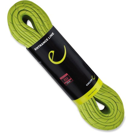 Climbing Head to the crag for a day of sport or trad climbing with the Edelrid Boa DuoTec 9.8mm x 60m non-dry climbing rope. It's light enough for long approaches and has a supple feel for great handling. - $132.93