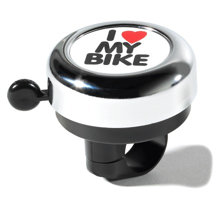 Fitness If you love your bike, you're going love this Electra bell. Add style and safety to your cruiser package with this bike bell. - $6.93