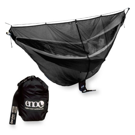 Camp and Hike Rest peacefully in your hammock without the bother of bugs with this ENO Guardian bug net. - $59.95