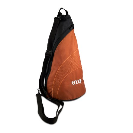 Camp and Hike Load your hammock (sold separately) into the ENO Possum Pocket, throw it over your shoulder and head to the campsite or a creekside lounge spot. - $14.93