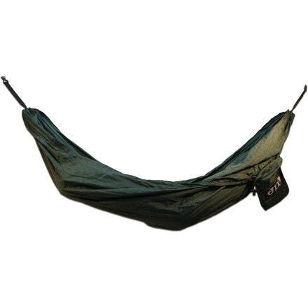 Camp and Hike We've all been there: swaying comfortably in a hammock when you realize you need your pack that is 10 ft. away. This gear sling keeps your equipment off the ground and within easy reach. - $29.95