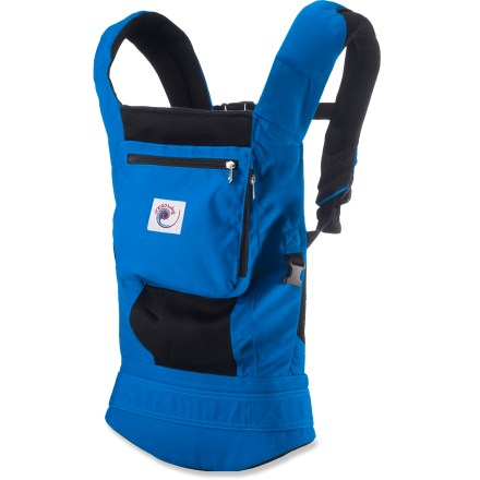Camp and Hike This sleek and streamlined baby carrier is lightweight, durable and breathable, making it ideal for active moms and dads traveling light. - $97.93