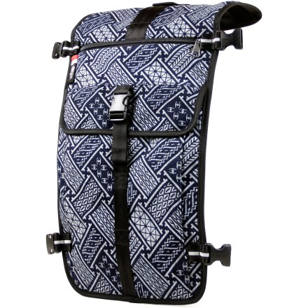 Entertainment The Ethnotek Tek-Thread removable front pack panel fits the Ethnotek Travel Pack, sold separately. Replace your front panel with 1 of these alternate panels for an updated look. - $4.83