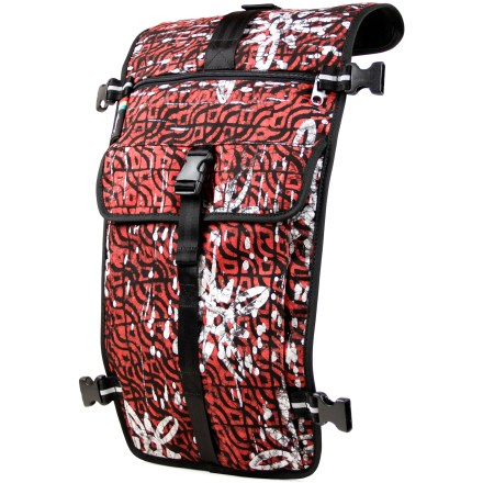 Entertainment The Ethnotek Limited Edition Tek-Thread front pack panel fits the Ethnotek Travel Pack, sold separately. This removable panel's design belongs to a limited edition collection made exclusively for REI. - $5.83