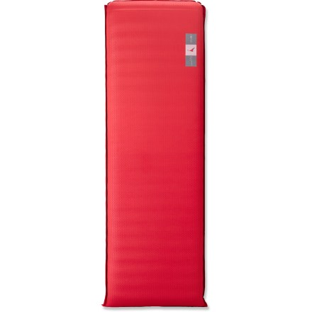 Camp and Hike With a lofty design this self-inflating Exped SIM Comfort 10 LW sleeping pad is one of the thickest pads out there with about 4 in. of padding for dreamy refuge from the cold, hard ground. - $129.93